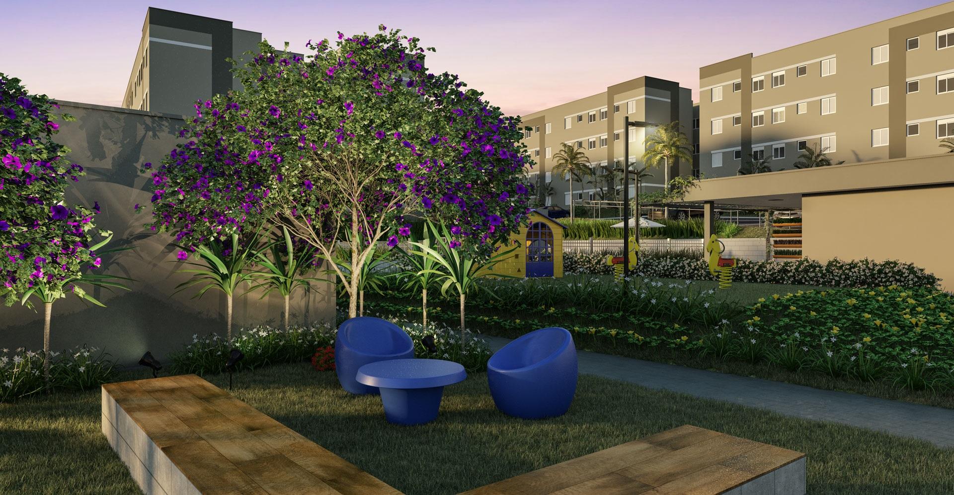Vitta Jardim dos Flamboyants